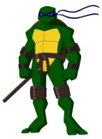 Alessandro of TMNT2k8 style by roy-tailor