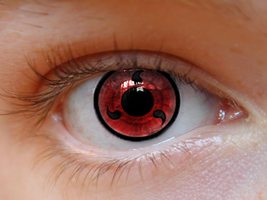 Sharingan 1st Try by SalTheSpriter