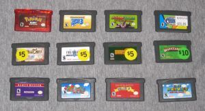 Entire Game Boy Collection - Part 6 by T95Master