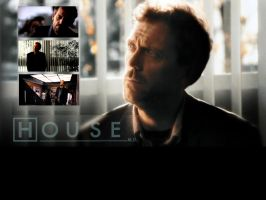 Gregory House, M.D. by dioxity