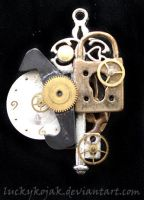 clockwork key by LuckyKojak
