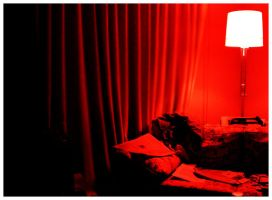 red room by mistake