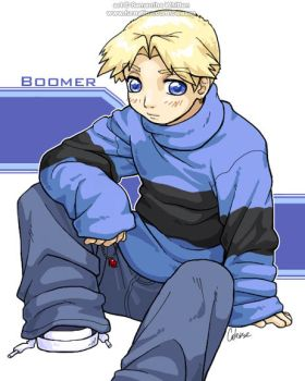 Boomer by celesse