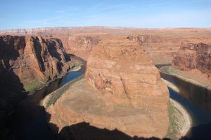 Desert - Horseshoe Bend by elodie50a