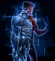 Future Flash by DarkLitria