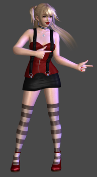 Death Note - Misa Amane Misc. Outfit 1 DL by TheRaiderInside