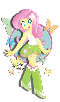 Cute Flutter by DANMAKUMAN