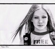 Free by MikeRobinsArt