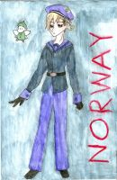 APH: Norway by Demmi-chan