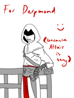 Altair :D by Steampunk-Assassin