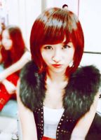 Nicole Jung of KARA by supremepanda