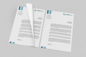 Corporate Letterhead vol.5 by nazdrag