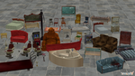 furniture pack VTMB by HenryTaunsend