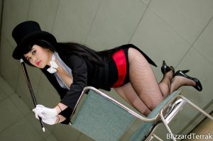 W12 - Zatanna by BlizzardTerrak