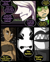 The Beginning of the End Page 4 by catlikeacat
