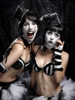 Harlequin by AlterEgoPhotography