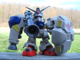RX-78 GP02 A by AleximusPrime
