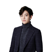 Baekhyun [EXO] PNG by Yourlonglostsister