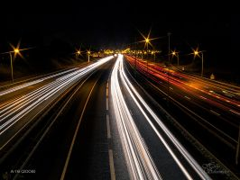A-16 Highway by Photo-Rotterdam