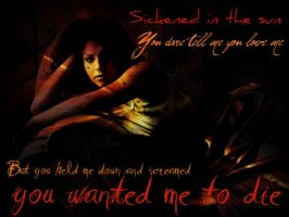 The Last Song I'm Wasting on You by Til-death-do-we-part