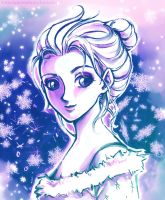 Ice, Ice Baby by unconventionalsenshi