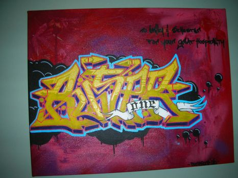 Buser canvas by faro