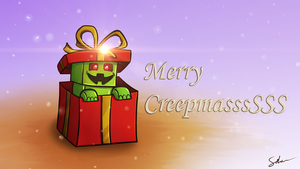 Merry Creepmas by GoldSolace