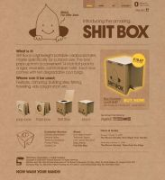Shit Box by MartinIsaac