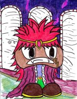 Chapter 7 boss- Goomba King by Marx-Wraith7