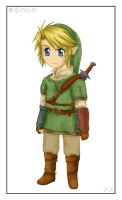 Twilight Princess Link by Mizutori