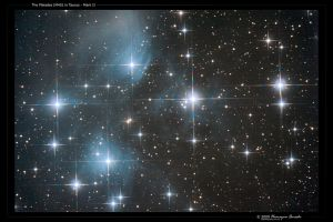 The Pleiades in Taurus - Mk II