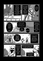X-TALE (Pag 28) by JakeiArtwork
