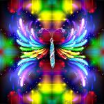 The miracle of the butterfly by Mladavid