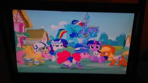 MLP in Super Bowl Commercial by Retro7