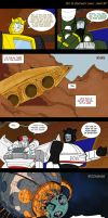 Transformers What If? by Comics-in-Disguise