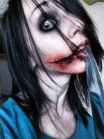 Jeff the killer cosplay(creepypasta) by Insanechan