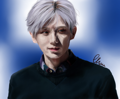 Hyunseung (RoCo ver) by Chan1380711