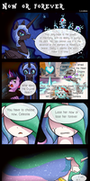 Chapter 42 : Now or Forever by vavacung