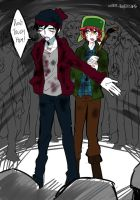 Warm bodies Style #5 by shiron2611