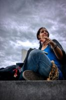 HDR-painting by Alandil-Lenard