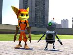 Ratchet and Clank In Garry's Mod! by SuperSmashBrosGmod