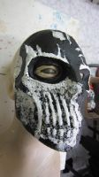 Army Of Two Mask by SatanaelArt