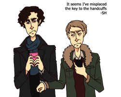 No shit Sherlock by PotatoCrisp