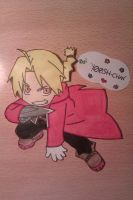 Edward Elric by YOOSH-CHAN