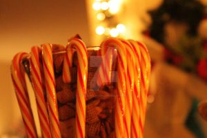Candy Canes by AverageSmalltownGirl