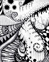 Zentangle 3 by deathycat