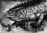 Glaurung by evilcatlord