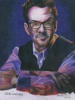 Elvis Costello by MicahJo