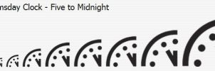 DoomsdayClock-Five2Midnight by ash2003