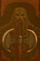 Norse Lord 1 by Leebea
